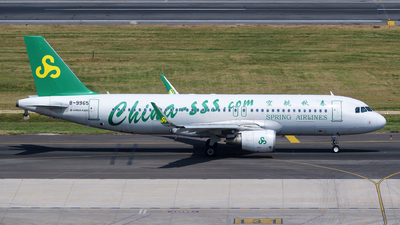 B-9965 - Airbus A320-214 - Spring Airlines