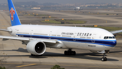 B-2008 - Boeing 777-31B(ER) - China Southern Airlines