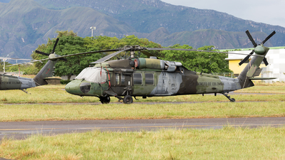 EJC2142 - Sikorsky UH-60L Blackhawk - Colombia - Army