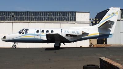 ZS-ACE - Cessna 501 Citation SP - Private