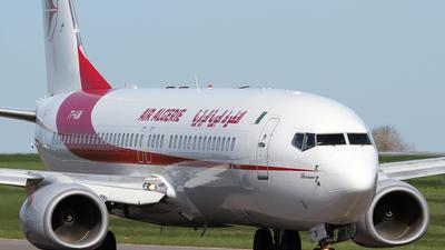 7T-VJM - Boeing 737-8D6 - Air Algérie