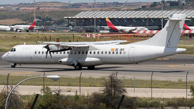 EC-MIY - ATR 72-212A(500) - Swiftair