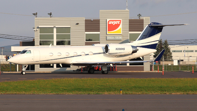 N396NS - Gulfstream G-IV(SP) - Private