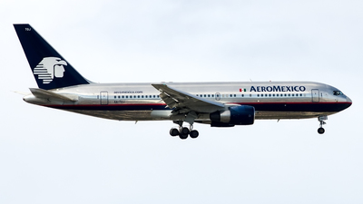 XA-TOJ - Boeing 767-283(ER) - Aeroméxico