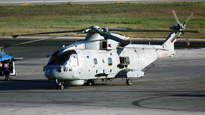 ZH843 - Agusta-Westland Merlin HM.1 - United Kingdom - Royal Navy