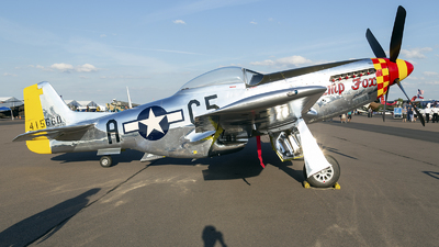NL5420V - North American P-51D Mustang - Private