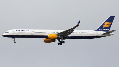 A picture of TFFIX - Boeing 757308 - Icelandair - © Philipp Greiml