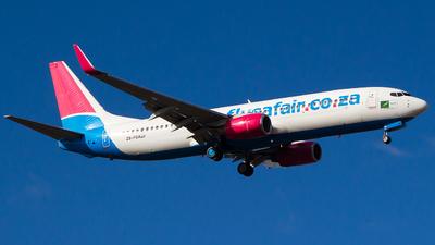 ZS-FGA - Boeing 737-8K5 - FlySafair
