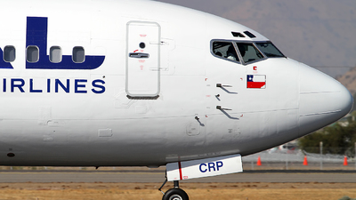 CC-CRP - Boeing 737-230(Adv) - PAL - Principal Airlines