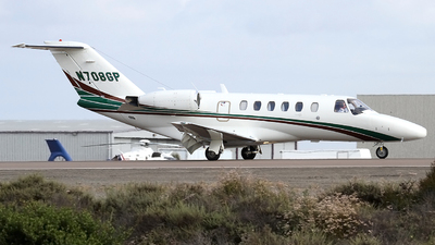 N708GP - Cessna 525A CitationJet 2 - Private