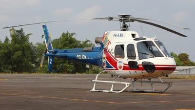 PR-EAN - Helibrás AS-350B3 Esquilo - Brazil - Military Police