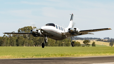 A picture of VHEDO - Piper PA60 Aerostar - [61P07918063403] - © Andrew Lesty