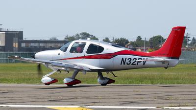 N32PV - Cirrus SR22 G2 GTS - Private
