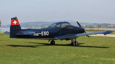 A picture of HBESO - Ryan Navion A(L17B) - [1361] - © Manueljb