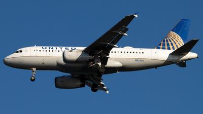 N829UA - Airbus A319-131 - United Airlines