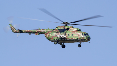 0823 - Mil Mi-17 Hip - Slovakia - Air Force