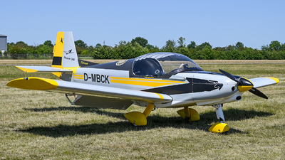 D-MBCK - Alpi Pioneer 200 - Private