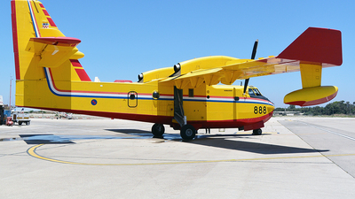 888 - Canadair CL-415 - Croatia - Air Force