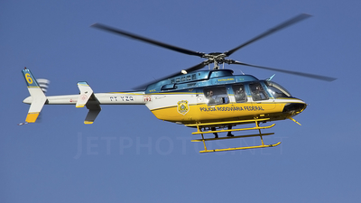 PT-YZQ - Bell 407 - Brazil - Federal Police