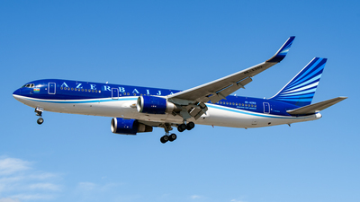 4K-AZ82 - Boeing 767-32L(ER) - AZAL Azerbaijan Airlines
