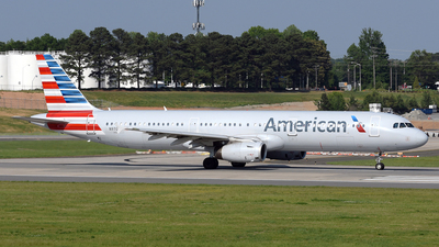 N970UY - Airbus A321-231 - American Airlines