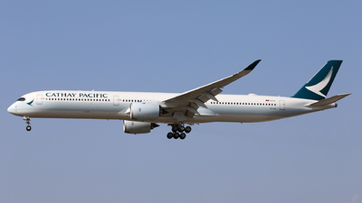 B-LXO - Airbus A350-1041 - Cathay Pacific Airways
