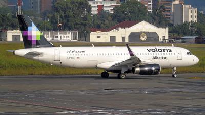 XA-VLK - Airbus A320-233 - Volaris