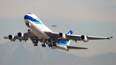 JA05KZ - Boeing 747-4KZF(SCD) - Nippon Cargo Airlines (NCA)
