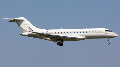 9H-LDN - Bombardier BD-700-1A10 Global 6000 - Private