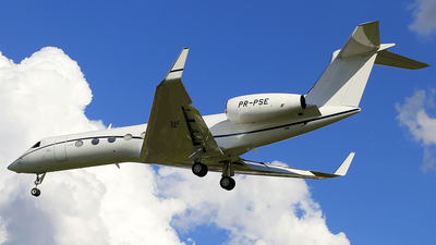 PR-PSE - Gulfstream G550 - Private