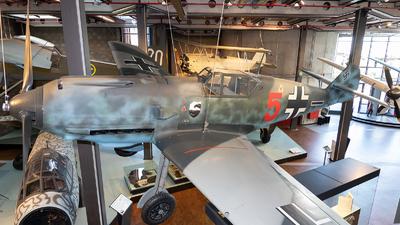 5 - Messerschmitt Bf 109E-4 - Germany - Air Force