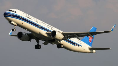 B-8423 - Airbus A321-211 - China Southern Airlines