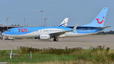 A picture of DATUK - Boeing 7378K5 - TUI fly - © Thomas Schmidt-Blindenhöfer