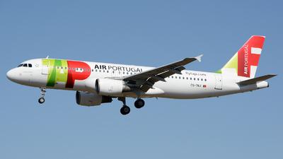CS-TNJ - Airbus A320-214 - TAP Air Portugal