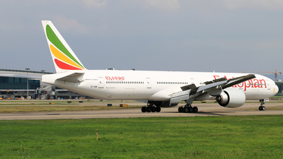 ET-ASK - Boeing 777-360ER - Ethiopian Airlines