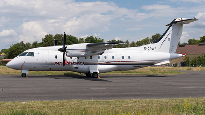 D-CPWF - Dornier Do-328-110 - Private Wings