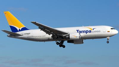 N769QT - Boeing 767-241(ER)(BDSF) - Tampa Cargo