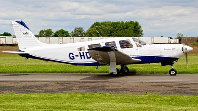 A picture of GHDEW - Piper PA32R301 - [3213026] - © Jez-UK