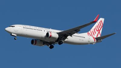A picture of VHYFE - Boeing 73781D - Virgin Australia - © Tony Coles