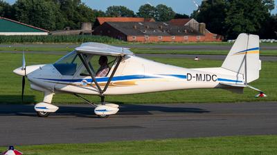 D-MJDC - Ikarus C-42 - Private