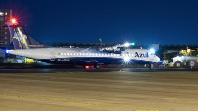 PR-AKD - ATR 72-212A(600) - Azul Linhas Aéreas Brasileiras