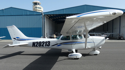 N20213 - Cessna 172M Skyhawk - Private