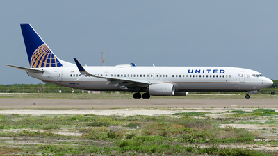 N68805 - Boeing 737-924ER - United Airlines