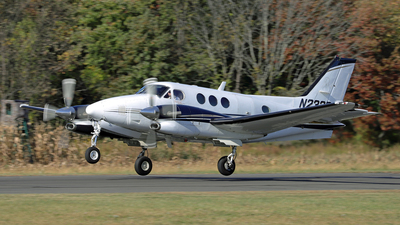 N232BG - Beechcraft C90GTi King Air - Sunnyfield Aviation
