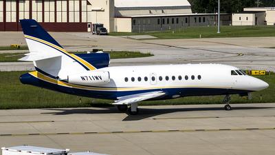 N711WV - Dassault Falcon 900 - Private