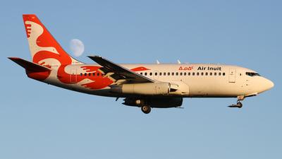 C-GMAI - Boeing 737-2Q2C(Adv) - Air Inuit