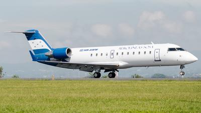 HR-AWW - Bombardier CRJ-100ER - Aerolineas Sosa