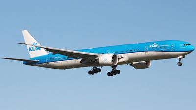 PH-BVU - Boeing 777-306ER - KLM Royal Dutch Airlines