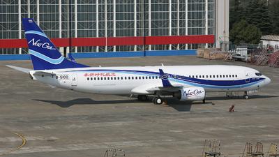 A picture of B5100 - Boeing 73789P - [30681] - © hakunamatata
