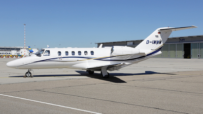 D-IMMM - Cessna 525A CitationJet 2 Plus - Private